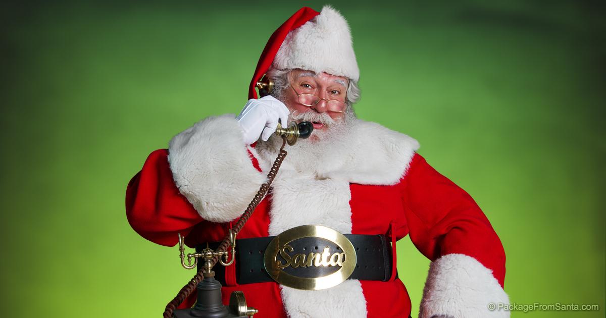 Kalėdų senelio numeris